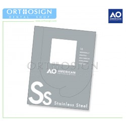 Arcos Acero Inoxidable (50 pcs) American Orthodontics
