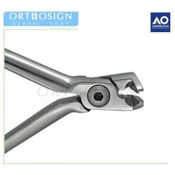 Pinza Corte Distal con sujetador American Orthodontics