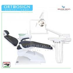Unidad Dental Eléctrica Tiorene Equipada Rojas Dent