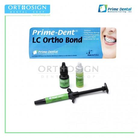 Kit Resina para Brackets Fotocurable Prime Dental (1 Jeringa)