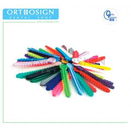 Ligas Módulos Elásticos Ortho Top-Sticks -Ortho Premium
