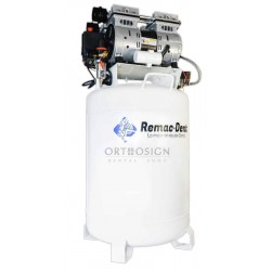 Compresor Remac Dent 48L libre de aceite