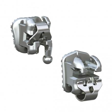 Brackets Autoligado Empower 2 (Roth - MBT) American Orthodontics