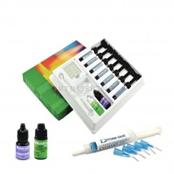Kit Resinas Hybrid Composite Prime Dental (7 Jeringas)