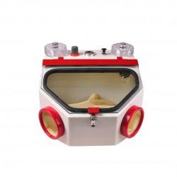 Caja Arenadora Sand Blaster para Ortodoncia