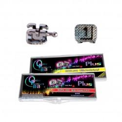 Bracket Plus para Ortodoncia Ortho Premium