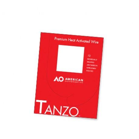 Arcos Termoactivos Premium Tanzo American Orthodontics