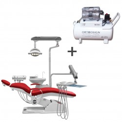 Unidad Dental Eléctrica Luxor Edición Especial Peymar