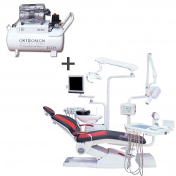 Unidad Dental Eléctrica Luxor CF Premium Rx Peymar