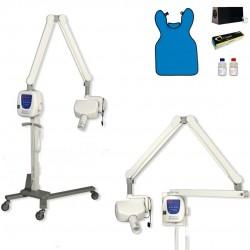 Paquete Rayos X Dental Corix 70 NG Pedestal / Pared