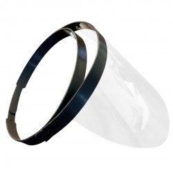 Careta Facial Protectora Boston Face Shields