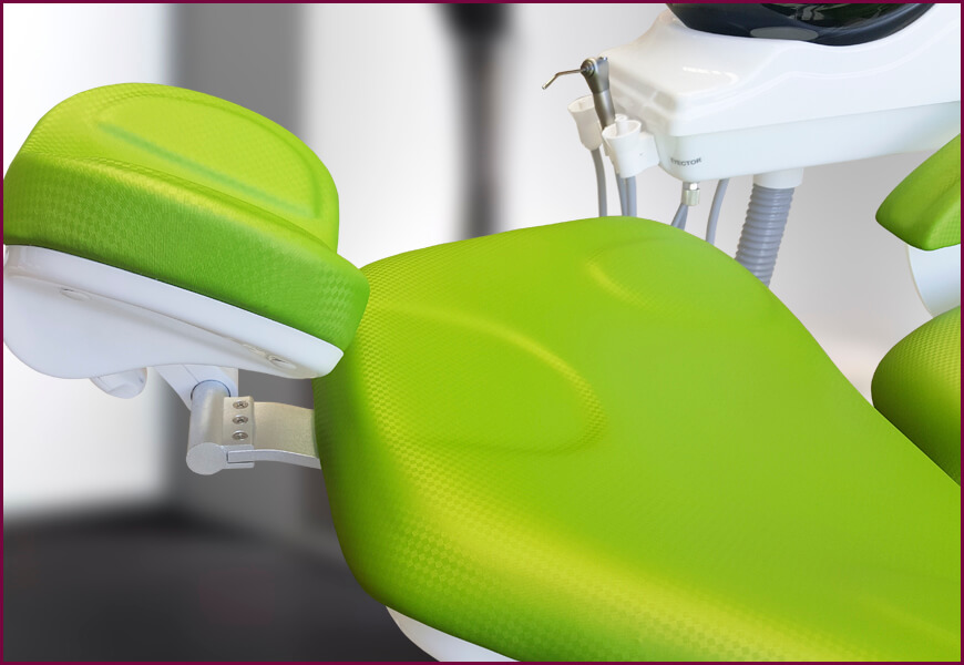 Unidad Dental Finder CS - Sillón