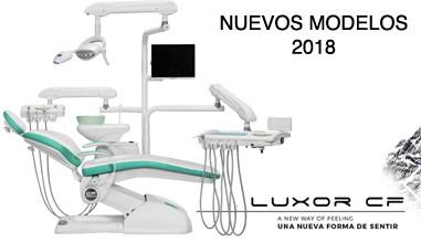 Unidades Dentales Modelos 2018
